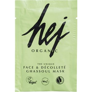 Hej Organic - Gesichtspflege - Face+Body Peeling Mask