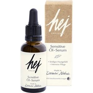 Hej Organic - Gesichtspflege - Sensitive Öl-Serum