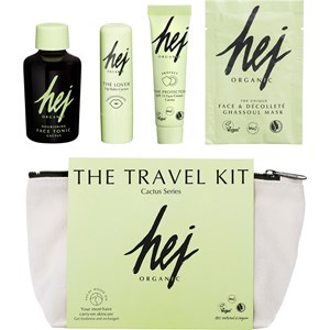 Hej Organic - Gesichtspflege - Travel Kit