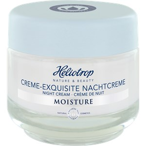 Heliotrop - Moisture - Creme-Exquisite Nachtcreme