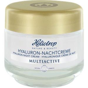 Heliotrop - Multiactive - Hyaluron Nachtcreme