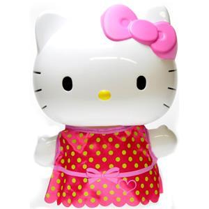 Hello Kitty - Badezusätze - Badeschaum Pink Love Schaumbadfigur
