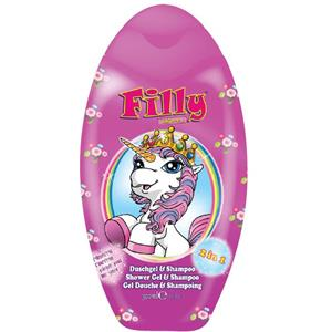 Hello Kitty - Filly - 2 in 1 Duschgel + Shampoo