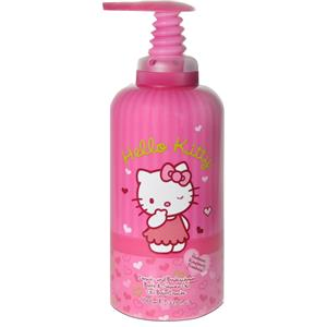 Hello Kitty - Flowers - Badeschaum