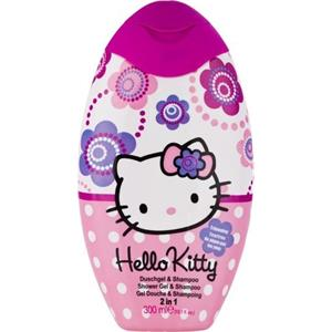 Hello Kitty - Flowers - Shower Gel