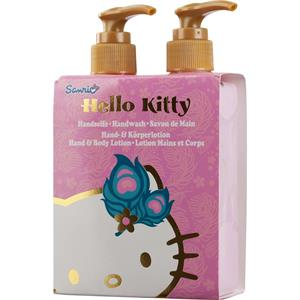 Hello Kitty - Peacock - Hand Care Set Geschenkset
