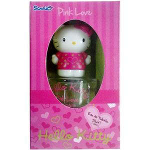 Hello Kitty - Pink Love - Limited Edition Eau de Toilette Spray