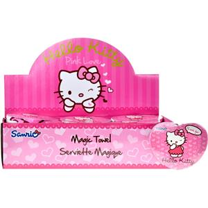 Hello Kitty - Pink Love - Flannel Magic Towel