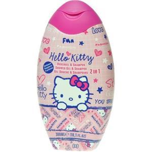 Hello Kitty - Scribble - Hair & Body Shampoo