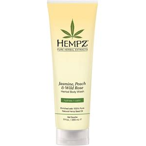 Hempz Couture - Body Care - Jasmin Peach Wild Rose Body Wash