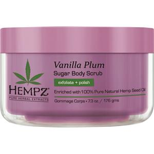 Hempz Couture - Body Care - Vanilla Plum Herbal Sugar Body Scrub