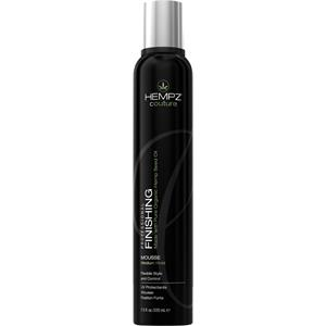 Image of Hempz Couture Haarpflege Finishing Hold On Tight Mousse 220 ml