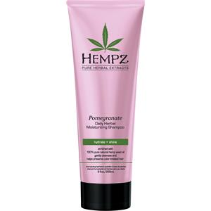 Hempz Couture - Shampoo & Conditioner - Pomegranate Daily Moisture Shampoo