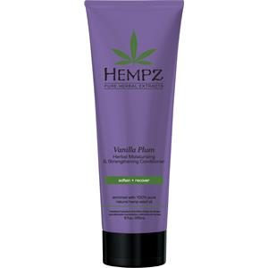 Hempz Couture - Shampoo & Conditioner - Vanilla Plum Moisturize & Strength Conditioner