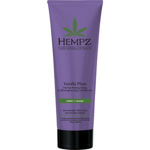 Hempz Couture - Shampoo & Conditioner - Vanilla Plum Moisturize & Strength Conditioner