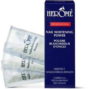 Herôme - Aufbauen - Nail Whitening Power