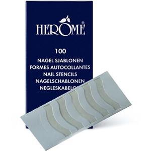 Herôme - Décoration des ongles - Pochoirs pour ongles