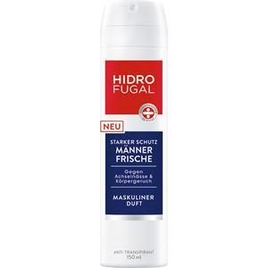 Hidrofugal Körperpflege Anti-Transpirant Männer Frische Anti-Transpirant Spray 150 ml