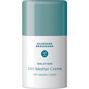Hildegard Braukmann - 24 h Solution Hypoallergen - Medilan Creme