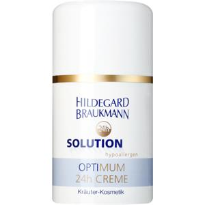 Hildegard Braukmann - 24 h Solution Hypoallergen - Optimum 24h Creme