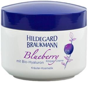 Hildegard Braukmann - Blueberry - Blueberry Körper Creme