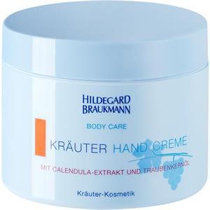 Hildegard Braukmann - Body Care - Kruiden hand crème