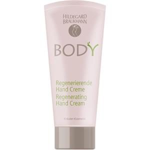 Hildegard Braukmann - Body - Crème pour les mains régénérante