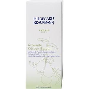 Hildegard Braukmann - Emosie Body - Avocado Körper Balsam