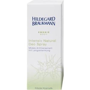 Hildegard Braukmann - Emosie Body - Deodorant Spray Intensiv