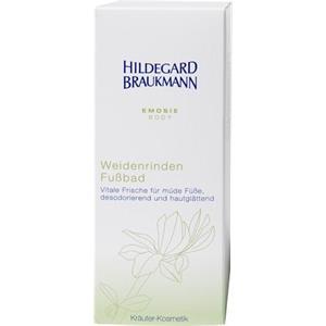 Hildegard Braukmann - Emosie Body - Weidenrinden Fußbad