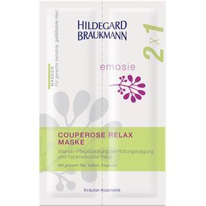 Hildegard Braukmann - Emosie - Masque Couperose Relax