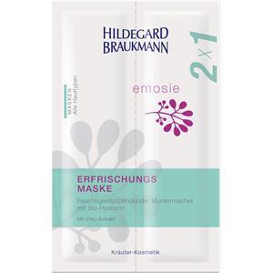 Hildegard Braukmann - Emosie - Erfrischungs Maske