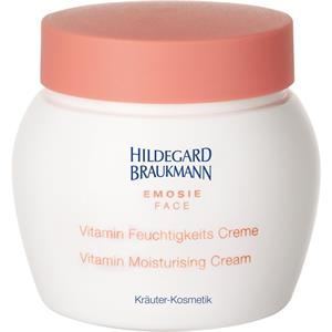 Hildegard Braukmann - Emosie Face - Vitamin Feuchtigkeits Creme