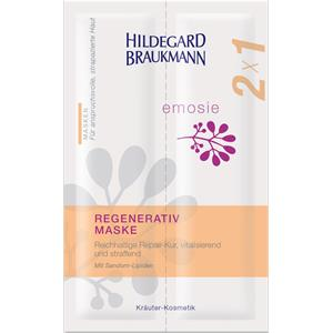 Hildegard Braukmann - Emosie - Regeneratief masker