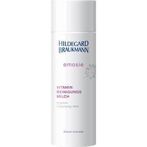 Hildegard Braukmann - Emosie - Lait nettoyant vitaminé