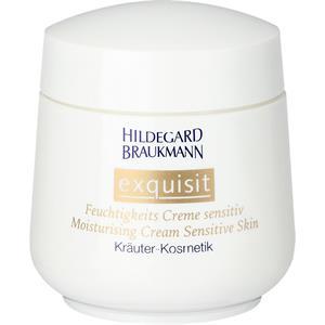 Hildegard Braukmann - Exquisit - Feuchtigkeits Creme Sensitiv