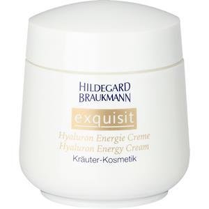 Hildegard Braukmann - Exquisit - Creme Hyaluron Energie