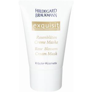 Hildegard Braukmann - Exquisit - Máscara em creme pétalas de rosa