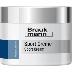 Hildegard Braukmann - Gesichtspflege - Sport Creme