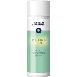 Hildegard Braukmann - Hyaluron Sun - Relax Tages Creme SPF 25