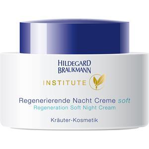 Hildegard Braukmann - Institute - Creme de noite regenerador suave