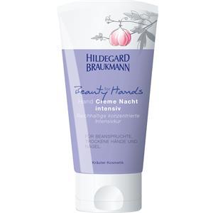 Hildegard Braukmann - Éditions limitées - Beauty For Hands Crème de nuit intense pour les mains