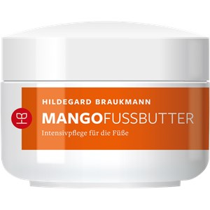 Hildegard Braukmann - Limitierte Editionen - Mango Fußbutter