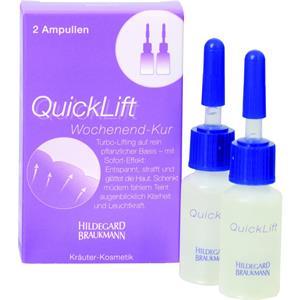 Hildegard Braukmann - Limitované edice - Quick Lift Ampullen
