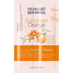 Hildegard Braukmann - Éditions limitées - Argousier Orange Masque détente