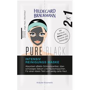 Hildegard Braukmann - Masques de soin - Masque nettoyant intense Pure Black