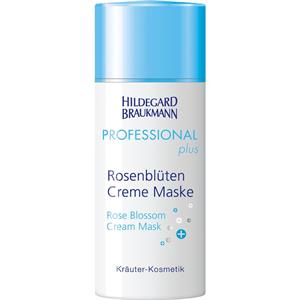 Hildegard Braukmann - Professional Plus - Rosenblüten Creme Maske