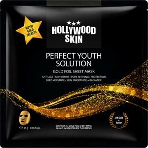 Hollywood Skin - Masks - Gold Secrets Face Sheet Mask