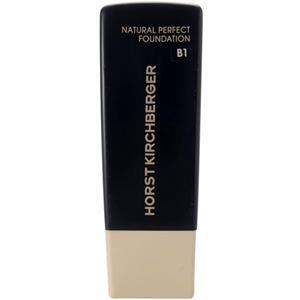 Horst Kirchberger - Gesicht - Natural Perfect Foundation