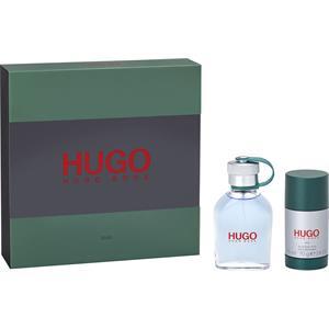 Hugo Boss Hugo Herrendüfte Hugo Man Geschenkset Eau de Toilette Spray 75 ml + Deodorant Stick 75 ml 1 Stk.